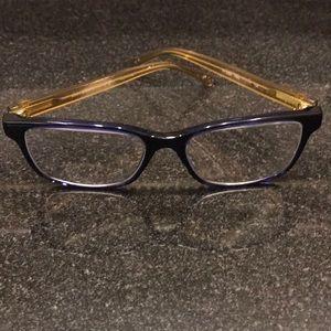 Authentic Tory Burch eyeglasses